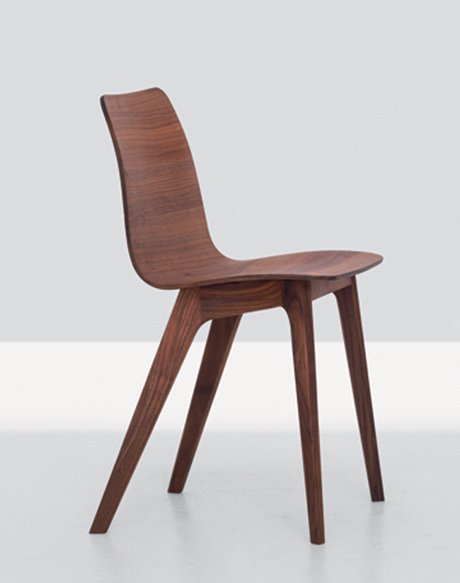 Morph di zeitraum sedia in legno design nordico for Sedia design nordico