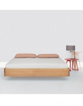 Simple - letto matrimoniale in legno di Zeitraum