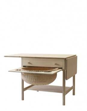 pp33 the sewing table design Hans J. Wegner