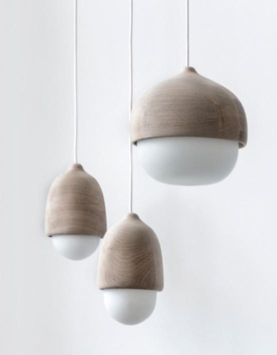 Terho Lamp Lampanda A Sospensione Mater Design