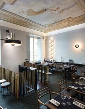 Contract bar ristoranti: sedia JLM62 sgabello High Stool Mater design