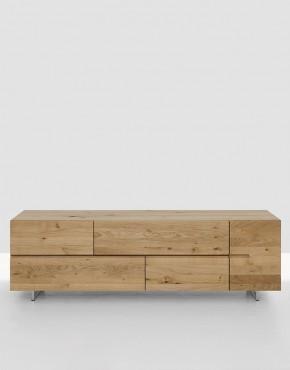 Low credenza componibile legno Zeitraum