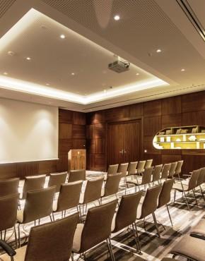 Tonica chair Magnus Olesen - arredamento contract hotel