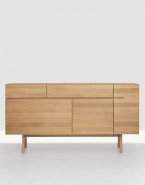 Side Atelier credenza design in legno