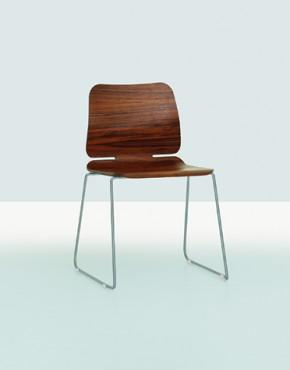 Sedia impilabile design - Zeitraum