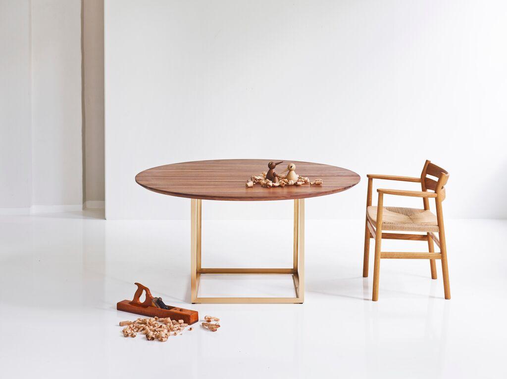 JEWEL TABLE DK3: tavolo allungabile legno