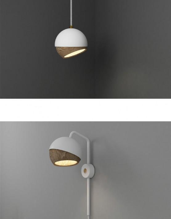 Ray Lamp By Mater Design Pederjessen