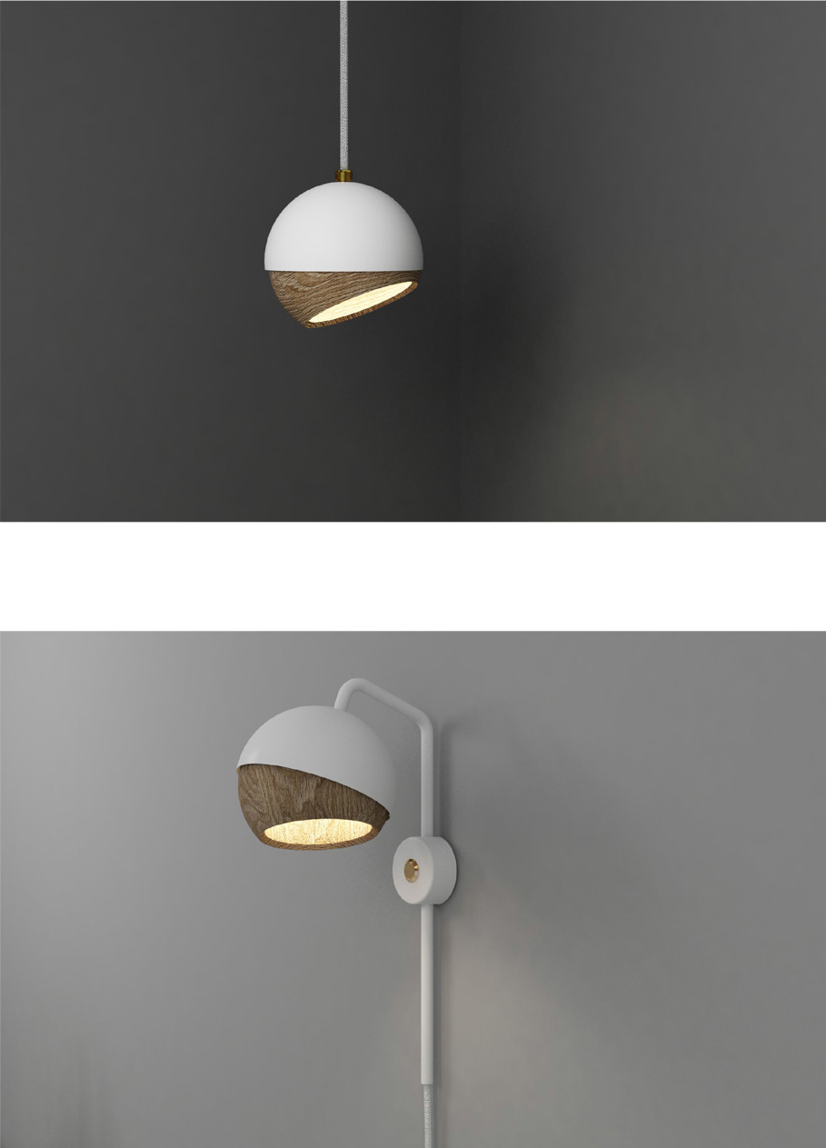 Lampade kitchen light di studio gds: formafantasma mostra da peep ...