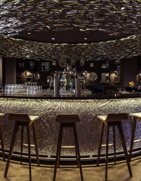 Morph Bar by Zeitraum @Hotel Mercure Amsterdam