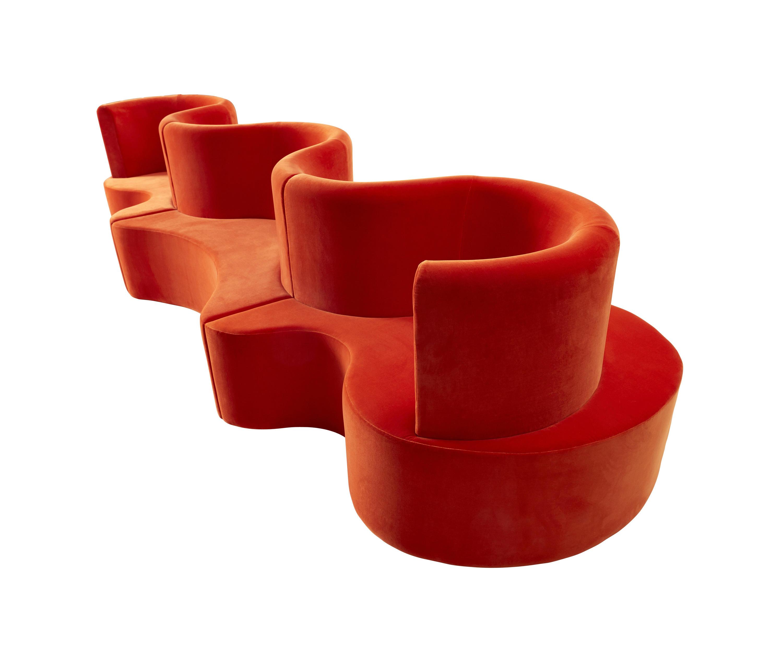 Cloverleaf By Verpan Modular Sofa Design Verner Panton