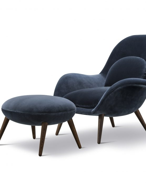 Swoon New Easy Chair By Fredericia