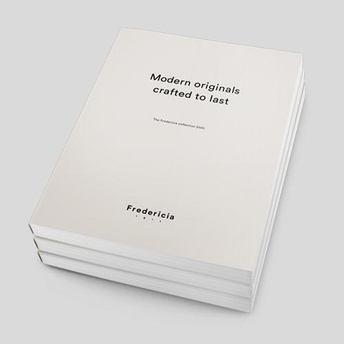 New Catalogue Fredericia Furniture