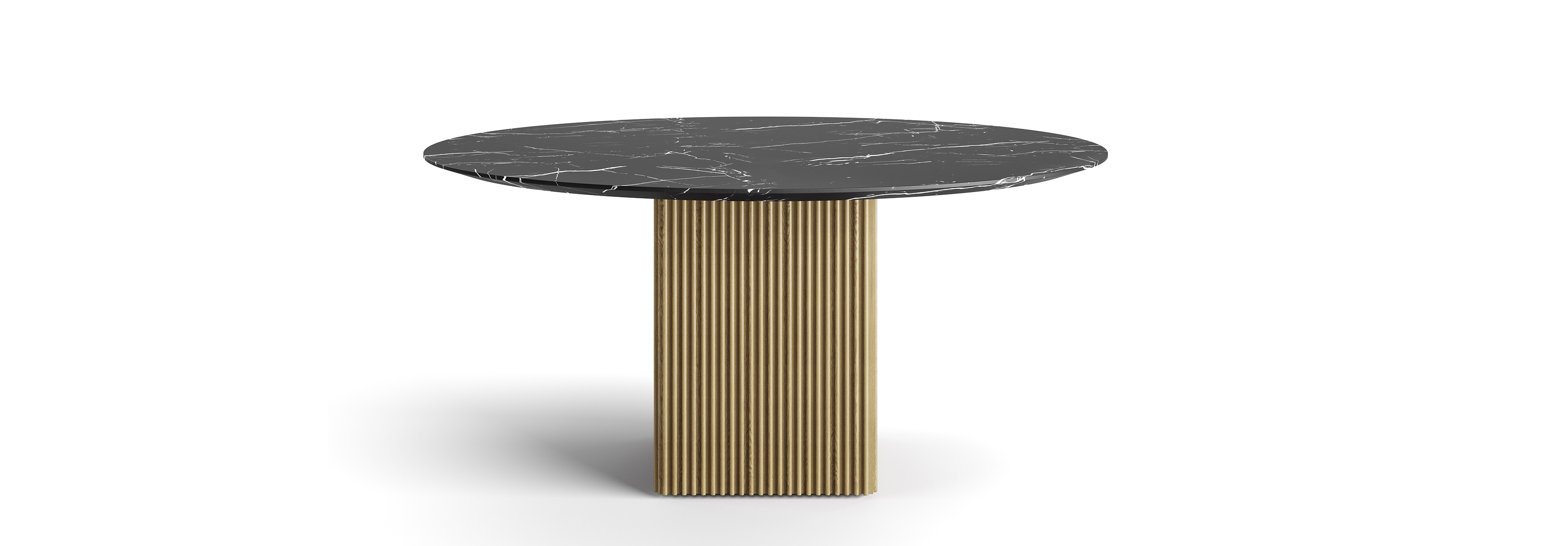 TEN-TABLE-ROUND-MARBLE_Oak-oil_Marquina_PS4-1